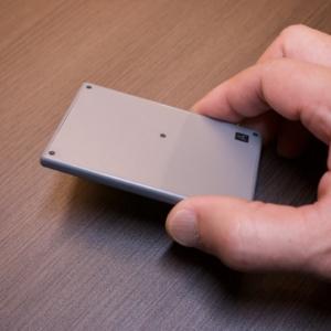 カード型盗聴器CDW-500