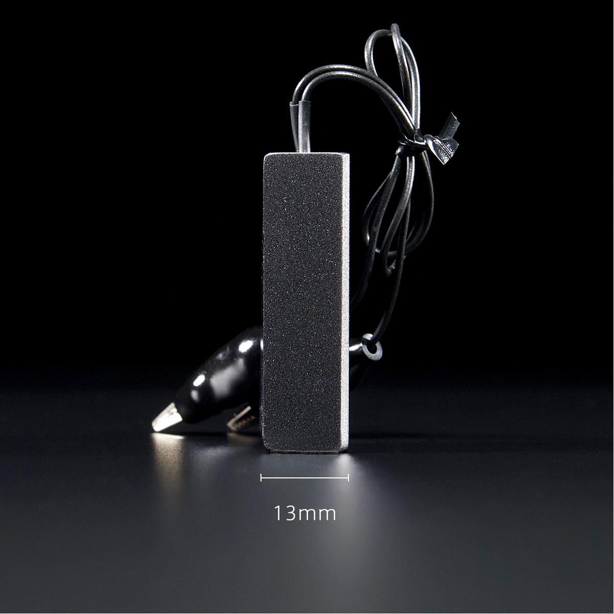 電源クリップ式盗聴器 半永久作動 U-110CHIBI